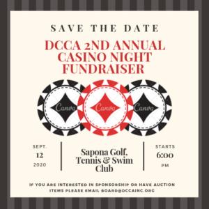 Our Casino Night Fundraiser